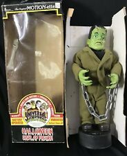 TELCO MOTION-ETTES FRANKENSTEIN  UNIVERSAL PICTURES HALLOWEEN COLLECTION #32790