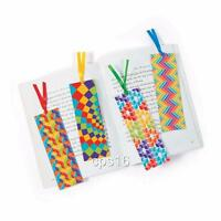 12 x Optical Illusion Bookmarks... Party Favours..Party Loot Bag Supplies