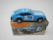 Matchbox Toyota Celica GT No. 25 (1)