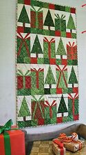 Bows & Boughs Quilt Pattern Pieced/Paper Pieced HK