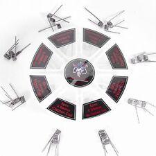 48 pieces Demon Killer 8 in 1 Alien/Fused/Clapton/Quad/Hive/Tiger RDA Coils