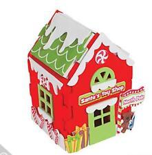 3D Santa's Toy Shop Foam Christmas Craft Kit Kids Gift