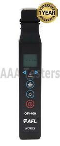 AFL Noyes OFI-400 Optical Fiber Identifier OFI400 OFI 400