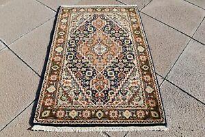 Caucasian Rug 22'' x 33'' Handmade Soft Color Wool Pile High Quality Area Rug