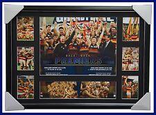 Adelaide Crows 1997 & 1998 Back to Back Premiers Print Frame - AFL OFFICIAL