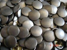 20 Jeans Metal Copper-colored NO-SEW Jean Tack Buttons