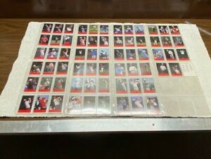 1990 DONRUSS MILLER PRESS GOLF PGA TOUR 66 CARD COMPLETE SET- RARE