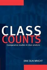 Class Counts: Comparative Studies in Class Analysis (Studies in Marxism and Soc