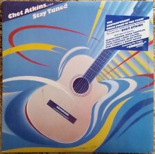 1985 CHET ATKINS STAY TUNED - LP AUSSIE CBS 8076 VG++
