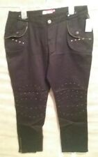 Apple Bottom Black Skinny Pants Women Size 22