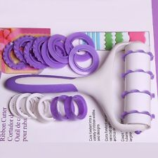 Useful Cake Rolled Fondant Tools Pastry Cutters  Decorat Baking Random Color