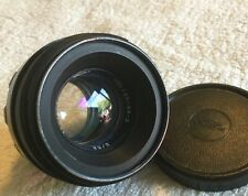 HELIOS-44-2 58mm 1:2 PRIME LENS with M42 SCREW THRAD MOUNT