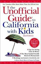 Unofficial Guide to California with Kids by Bates
