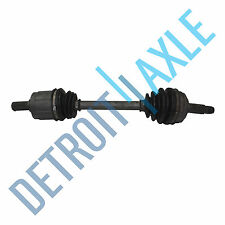 Complete Front Driver Side CV Axle Shaft - Made in USA 90-93 Accord Manual Trans