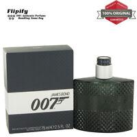 007 Cologne 2.7 oz / 2.5 oz / 1 oz EDT Spray for MEN by James Bond
