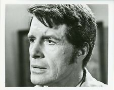 ROBERT HORTON PROFILE PORTRAIT THE SPY KILLER ORIGINAL 1971 ABC TV PHOTO