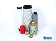 Filterset Terex TC 35 motor Mitsubishi s4l2 a partir de SN 0557 filtros