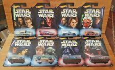 Hot Wheels 2017 STAR WARS WALMART Excl. MASTER/APPRENTICE SERIES Full Set (A+/A)
