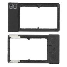 Oneplus two-noir double carte sim plateau support de remplacement pour A2001 A2003 A2005