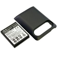 2800mAh Extended Battery for HTC HD3 HTC HD7 Black Cover