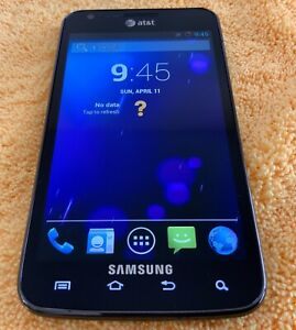 Samsung Galaxy S2 Skyrocket (SGH-i727) 12GB - Black (AT&T)