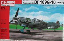 AZ Models 1/72 AZ7502  Messerschmitt Bf109G-10 (WNF)