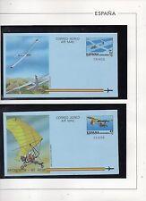 España Aviones Aerogramas del año 1985 (CZ-936)
