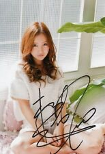 hand signed Itano Tomomi いたのともみ 板野友美 autographed photo 5*7 free ship 022018A
