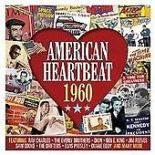 Various Artists - American Heartbeat 1960 (2013) 2cd set new and sealed