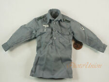 1:6 Dragon Action Figure WW2 GERMAN OFFICER SOLDIER Infantry Shirt Uniform DA208