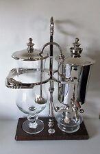 ROYAL BELGIUM PALLADIUM ORIGINAL BALANCE COFFEE MAKER GREAT CONDITION RARE