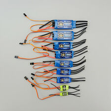 ZTW Beatles 50A 2-6S LiPo Battery Brushless ESC Speed Control for RC Airplane