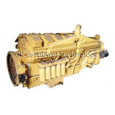 Cummins KTA3067G Remanufactured Diesel Engine Long Block or 3/4 Engine