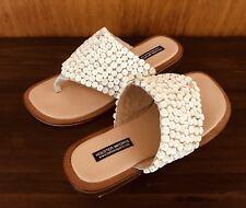 cf0265056c82 Holster Imports-Bejeweled Slip on Sandal-Size 8