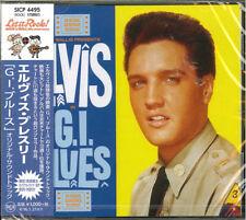 ELVIS PRESLEY-G.I. BLUES-JAPAN CD BONUS TRACK Ltd/Ed B63