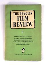 PENGUIN FILM REVIEW 9 - Penguin Books - published 1949
