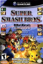RGC Huge Poster - Super Smash Bro. Melee Nintendo GameCube BOX ART - NGC065
