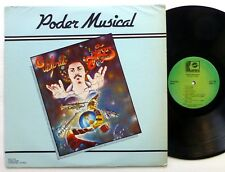 Wilfredo Vargas poder Musical LP Latin Merengue VG + + #1692