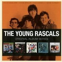 THE RASCALS - ORIGINAL ALBUM SERIES CD 5 POP NEU