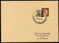 █ Allemagne n° 706 Yv. cachet WW2 HANAU a Timbre Allemand Hitler Mi n° 782 █