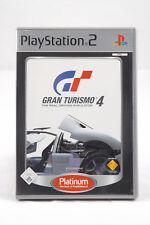 Gran Turismo 4 (Sony PlayStation 2) PS2 Spiel OVP, PAL, CIB, TOP, GUT