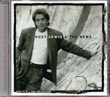 Huey Lewis & the News - This Is It /The Collection  *CD*  NEU&UNGESPIELT/MINT