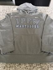 Nike Therma-Fit Ipfw Fort Wayne In Gray Hoodie Mastodons Size Small