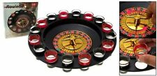 Shot Glass Roulette Drinking Game Set - 2 Balls and 16 Glasses