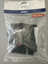 ASICS JR. Ace Low Profile Volleyball Knee Pads-BLACK