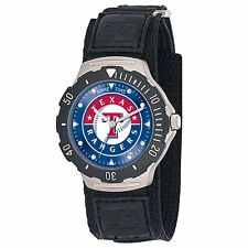 "Game Time MLB-AGV-TEX ""Agent Series"" Men's Watch - Texas Rangers"