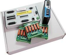 Netzwerksteuerungs Set  CNC Steuerung für Mach 3 mit 32 Ein und 16 Ausgängen