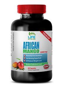 Appetite Control Energy - African Mango Lean 1200 - Green Tea Extract Pills 1B