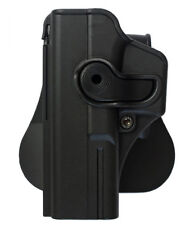 Z1020LH IMI Defense Black Left Hand Holster for Glock 19/23/25/28/32 Gen 3 & 4