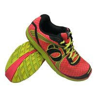Pearl Izumi Women's EM Road H3 Athletic Running Shoes Size 8 Neon Pink & Yellow